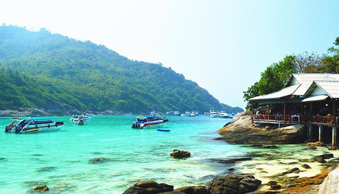 热门!泰国普吉环岛游必看Island Hopping 泰国旅游攻略 第1张