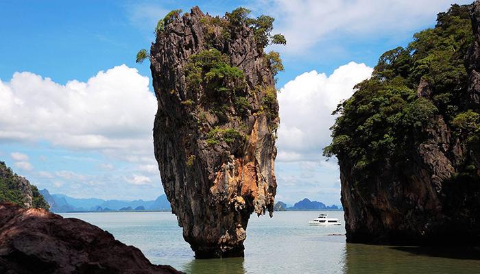 热门!泰国普吉环岛游必看Island Hopping 泰国旅游攻略 第3张