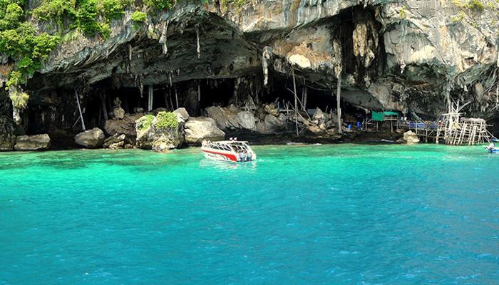 热门!泰国普吉环岛游必看Island Hopping 泰国旅游攻略 第4张