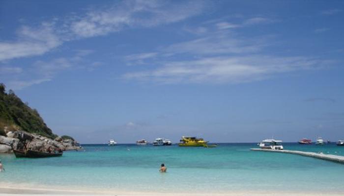 热门!泰国普吉环岛游必看Island Hopping 泰国旅游攻略 第5张