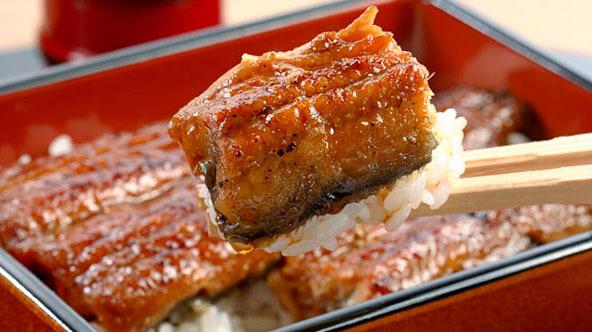 推荐食谱2:鳗鱼饭